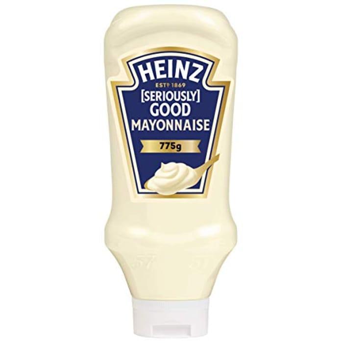 Heinz Seriously Good Mayonnaise, 800ml
