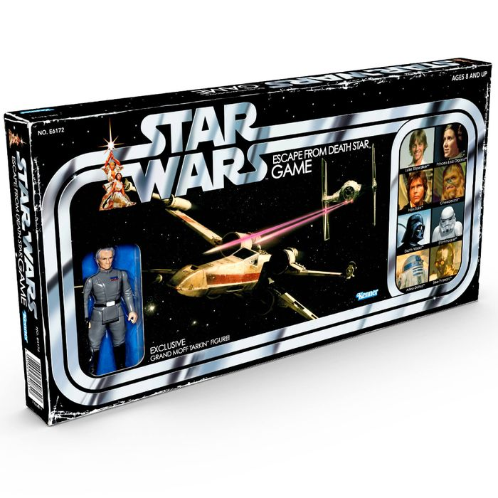 Star Wars 'Escape from the Death Star' Board Game.