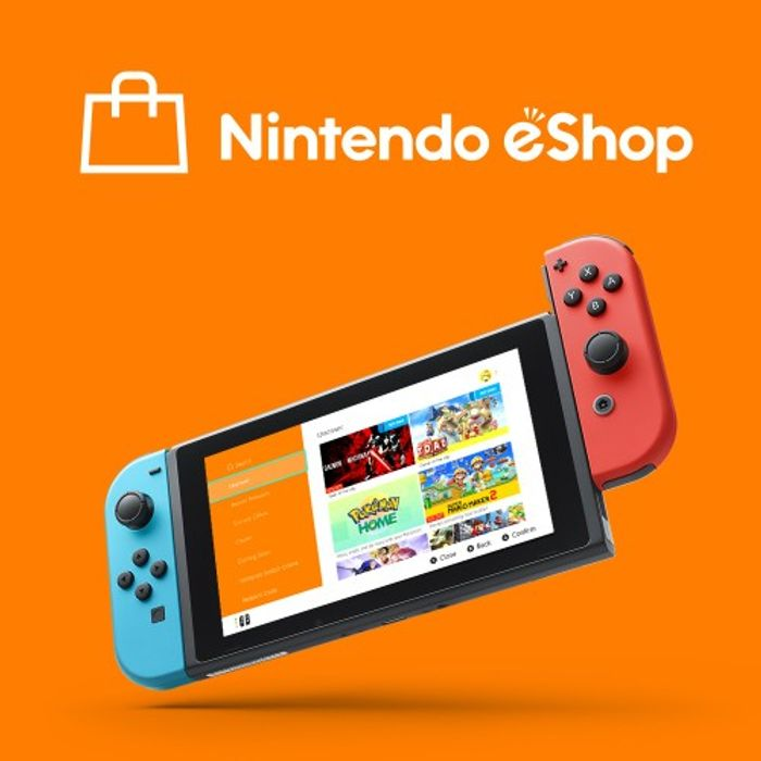 Up To 90% Off Nintendo Switch eShop - Prices From 74p