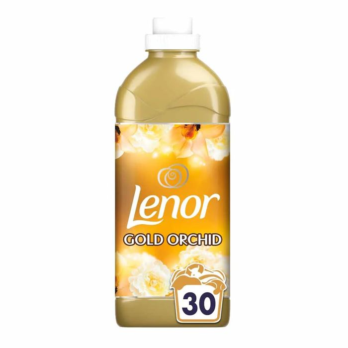 Lenor Fabric Conditioner Gold Orchid 1.05L 30 Washes  4 Fragrances