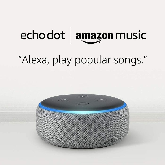 Amazon Echo Dot For £4.99 With 2 Months Music Unlimited!