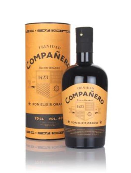 Ron Elixir Orange - Compaero (1423)  (70cl, 40%)