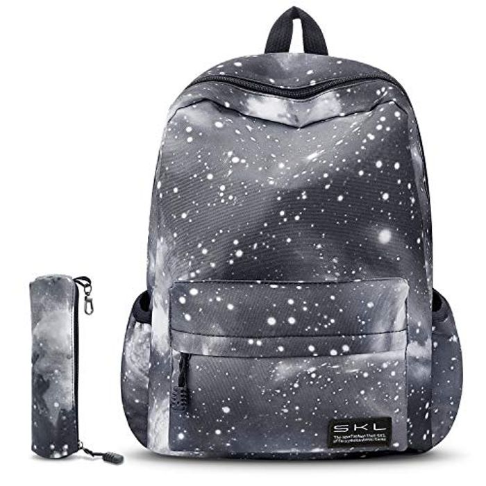50% off Unisex Galaxy School Backpack