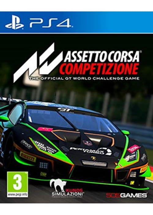 PS4 / Xbox One Assetto Corsa Competizione £23.85 at Base
