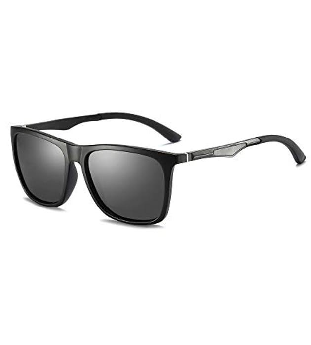 30%OFF Unisex Sunglasses Man Polarised Anti Glare UV400 Protection