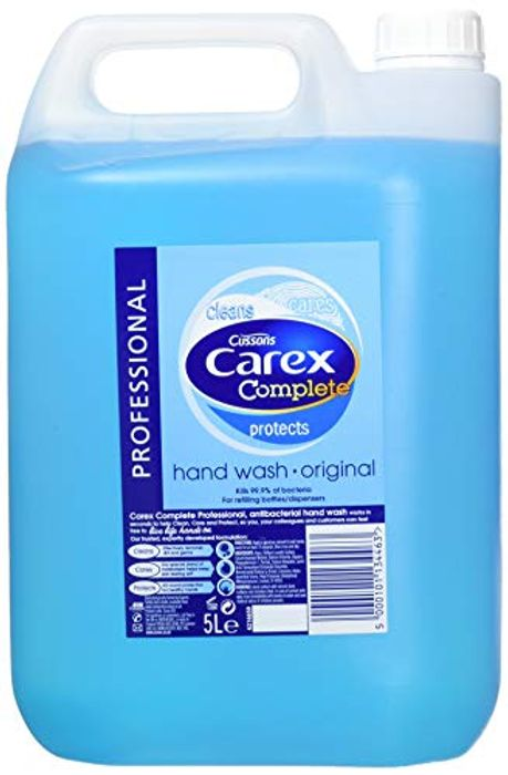 Carex Complete Protect Processional Hand Wash 5L