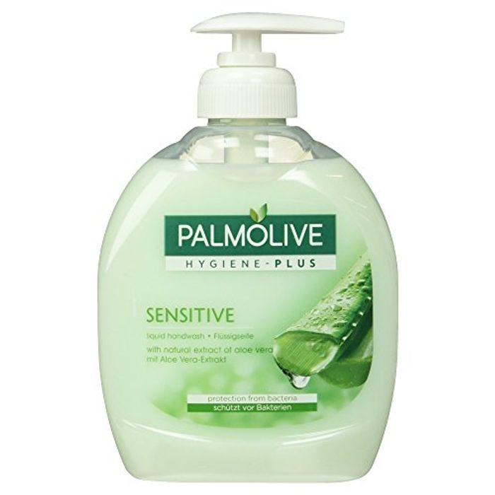 Palmolive Hygiene plus Sensitive Liquid Handwash, 300ml