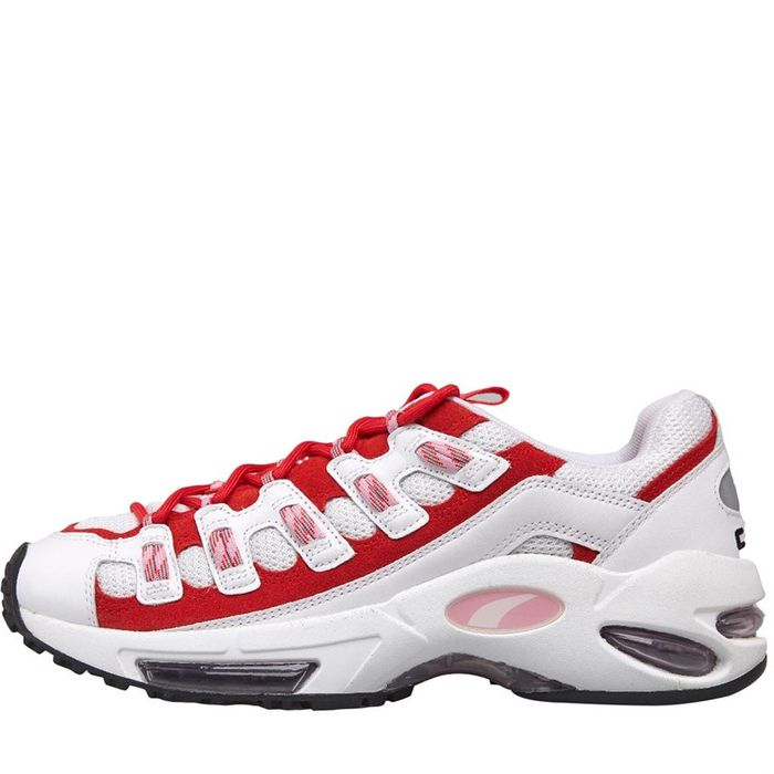 *SAVE £85* Puma Cell Endura Trainers White/Hibiscus Sizes 3 > 7