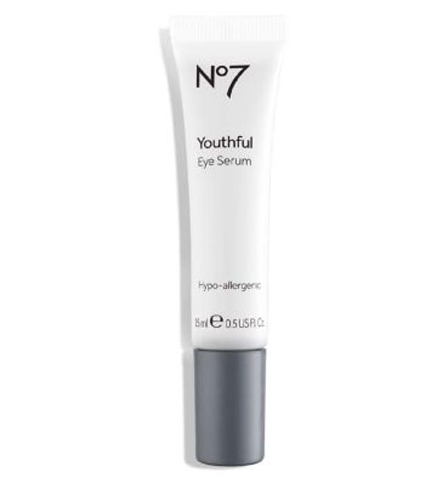 No7 Youthful Eye Serum 15ml HALF PRICE