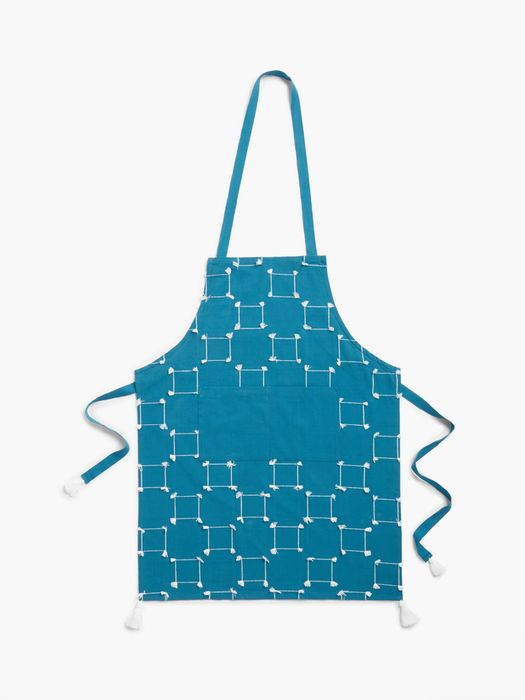 Fusion Tassel Apron dOWN FROM £20 TO £6