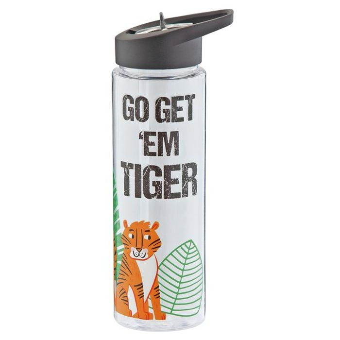Adventure is out There Tiger Drinks Bottle & Bag
