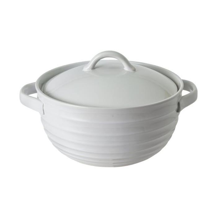 Argos Home 2.5L Casserole Dish - White