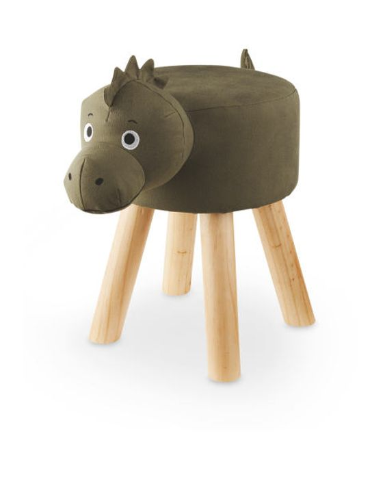Children's Dinosaur Shaped Stool Only £17.99