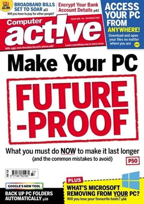 Grab a Free Copy of Computer Magazine