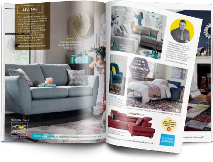 Furniture Village FREE Brochure