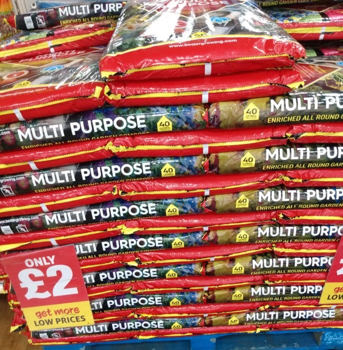 40 Litres of Multi Purpose Compost