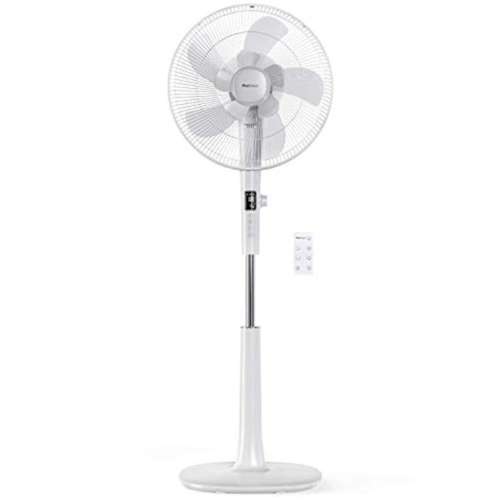 Pro Breeze 16-Inch DC Pedestal Fan