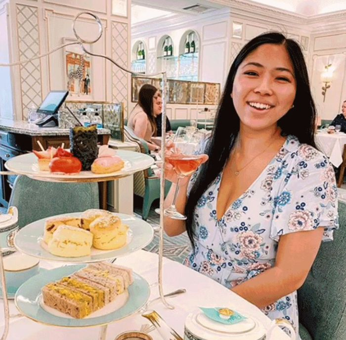 Afternoon Tea for You, Free for a Friend