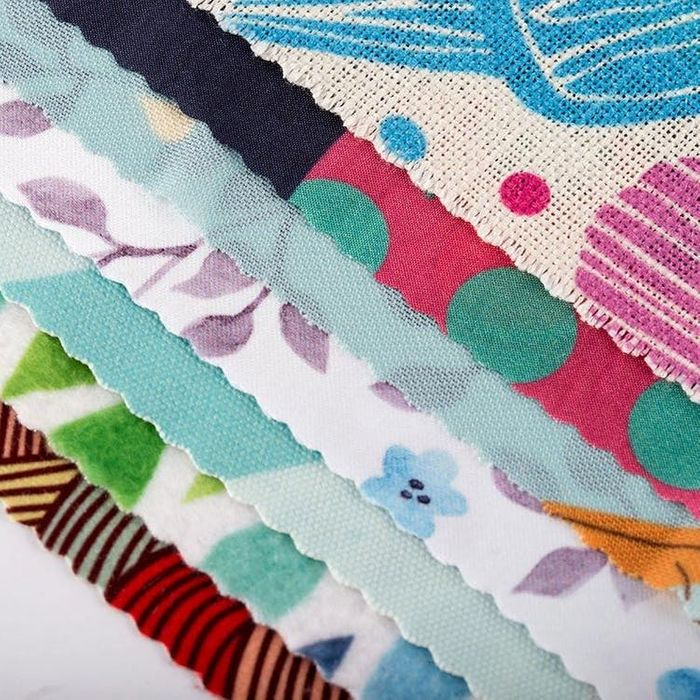 8 Free Fabric Swatch Samples.