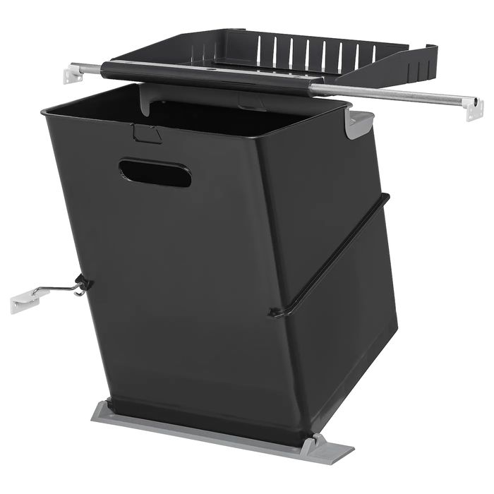 Waste Bin for Cabinet with Door for 67%off@ IKEA