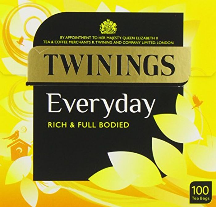Twinings Everyday Tea 400 Bags - Only £10!