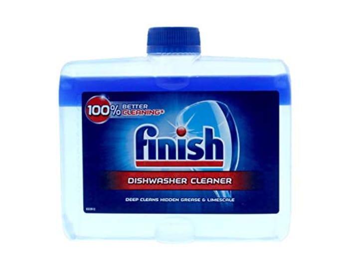 FINISH Dishwasher Cleaner 250ml at Amazon