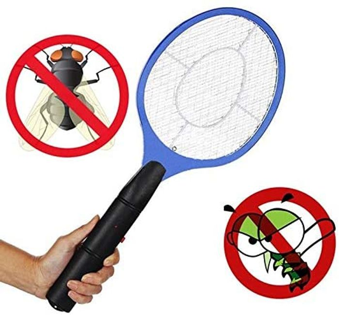 St@llion Battery Powered Bee Zapper, Assorted Colours (Free Delivery)