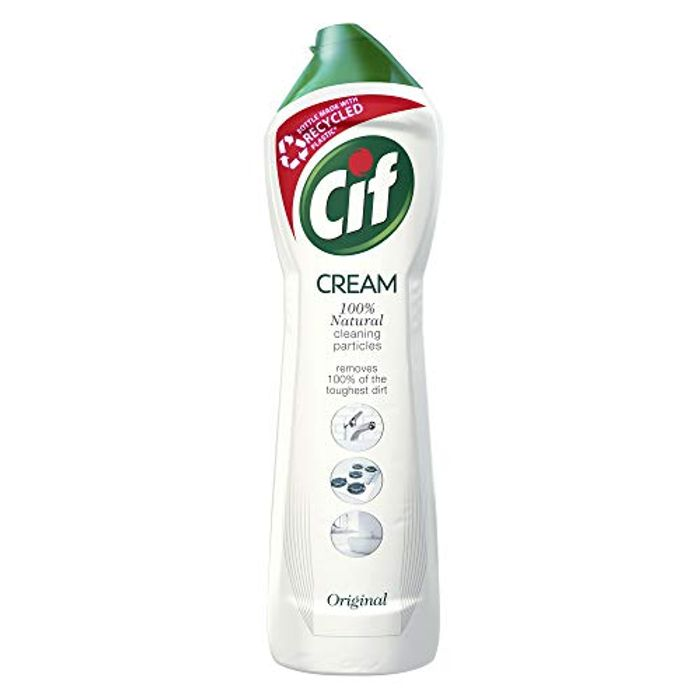 Cif Original Cream Cleaner 500 Ml for £1- Free Prime Delivery