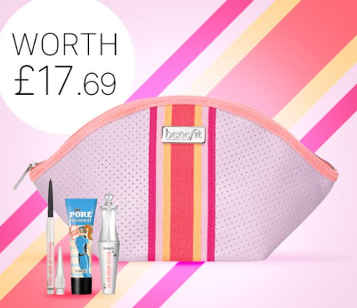 Benefit - Free Gift with Benefit Order