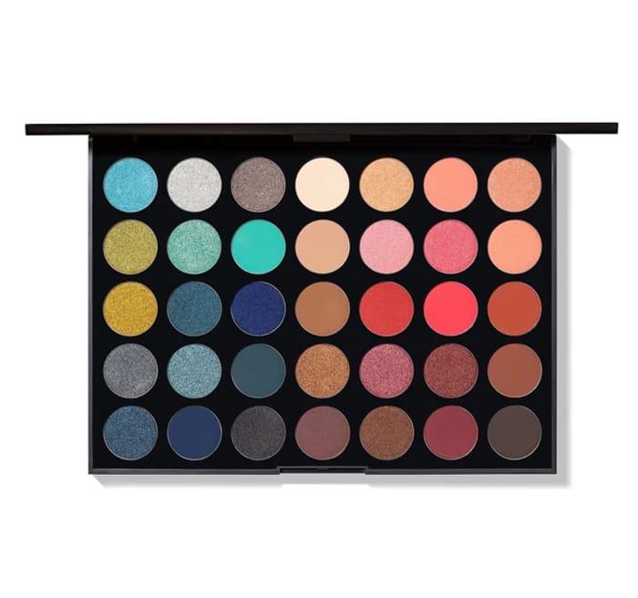 Morphe 35H Eyeshadow Palette