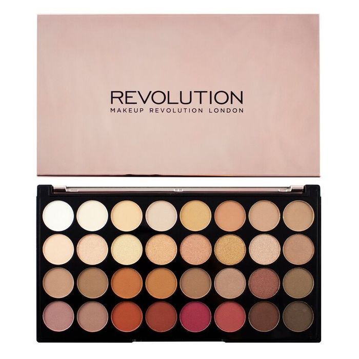 CHEAP! Makeup Revolution Ultra 32 Flawless 3 Resurrection Eyeshadow Palette