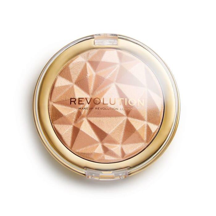 Makeup Revolution Precious Stone Highlighter Rose Quartz on Sale From £6 to £4.2
