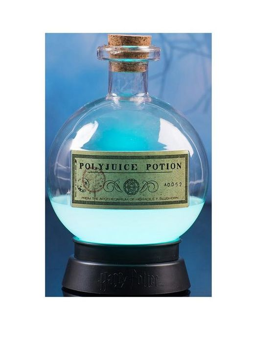 Harry Potter Colour Changing Polyjuice Potion Lamp