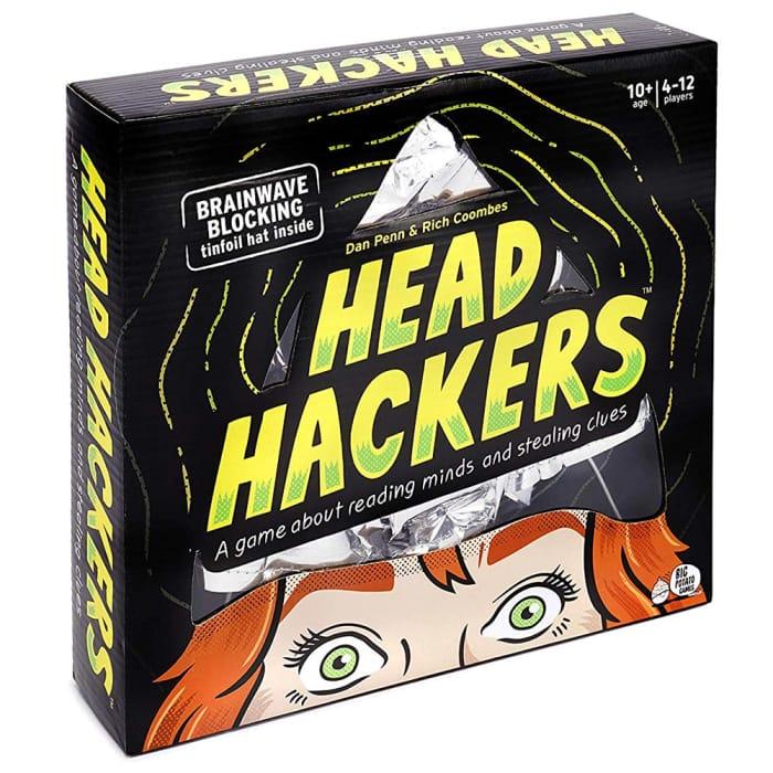 Head Hackers Game