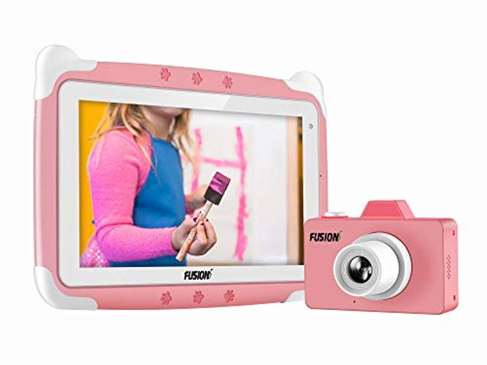 Fusion5 Kids Tablet PC and Kids Camera Combo Deal -