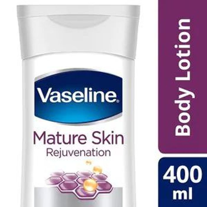 Vaseline Intensive Care Body Lotion for Mature Skin 400ml