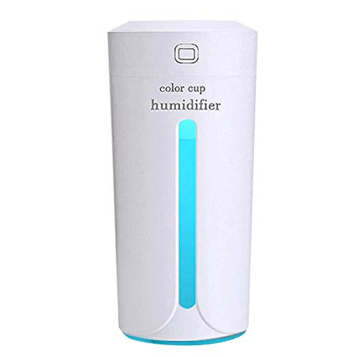 Save 70% Air Purifier Air Humidifier with 7 LED Mood Light