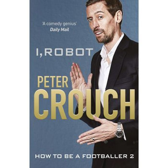 Peter Crouch: I Robot