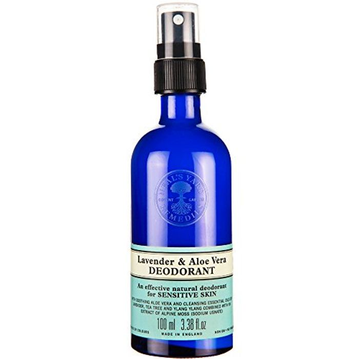 Neal's Yard Remedies Lavender and Aloe Vera Deodorant Only £5.66