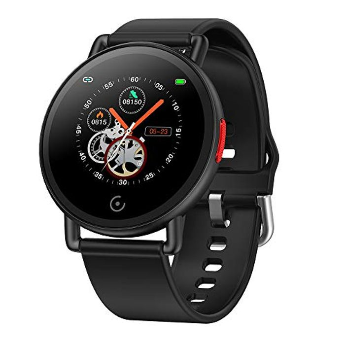Touch Screen round Sports Smart Watch