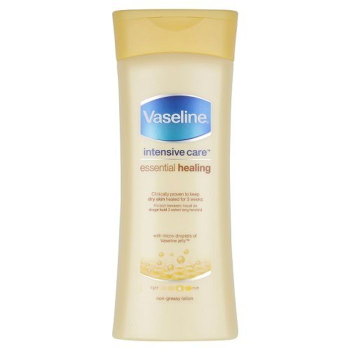 Vaseline Intensive Care Essential Healing, 400ml at Amazon