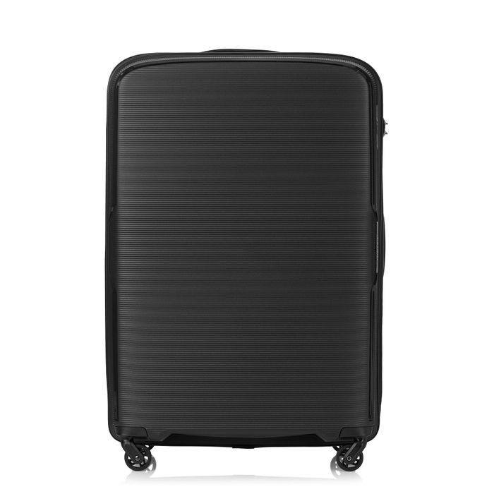Tripp-Black 'Escape' Large 4 Wheel Suitcase