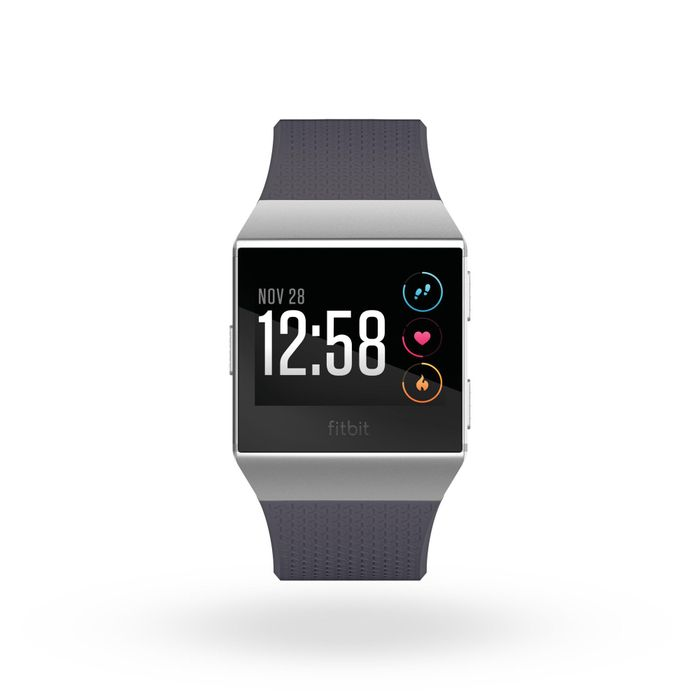 Fitbit-'Fitbit Ionic' Smart Watch Blue Grey/White 182710