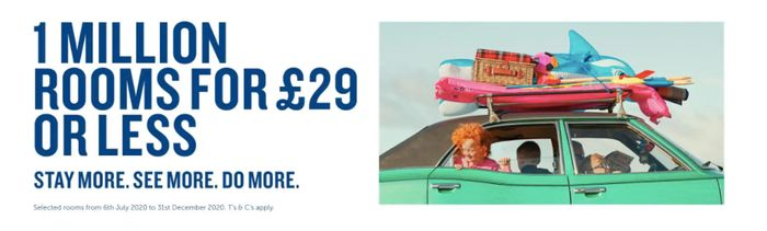 Travelodge Room Deals (All Rooms for 29 or Less)