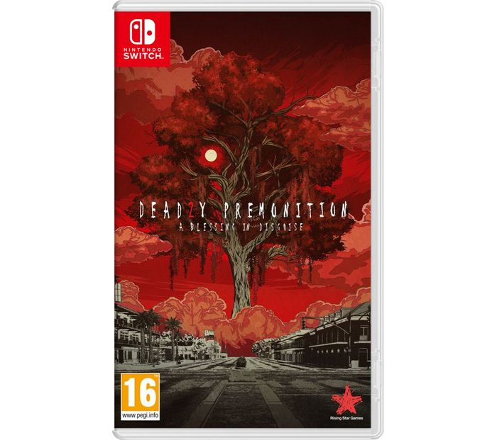 *SAVE over £5* NINTENDO SWITCH Deadly Premonition 2: A Blessing in Disguise