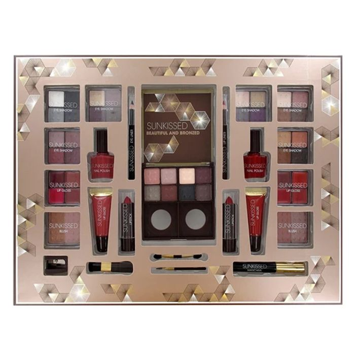 Sunkissed Beautiful & Bronzed Gift Set 25 Pieces