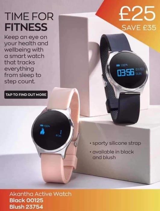 Akantha Smart Watch