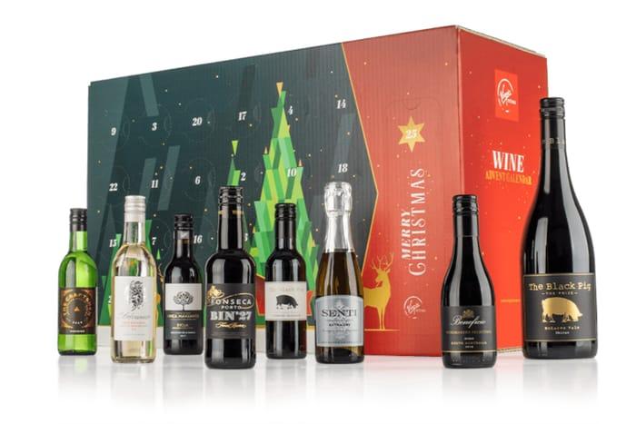 Pre Order Your 2020 Virgin Wine Advent Calendar