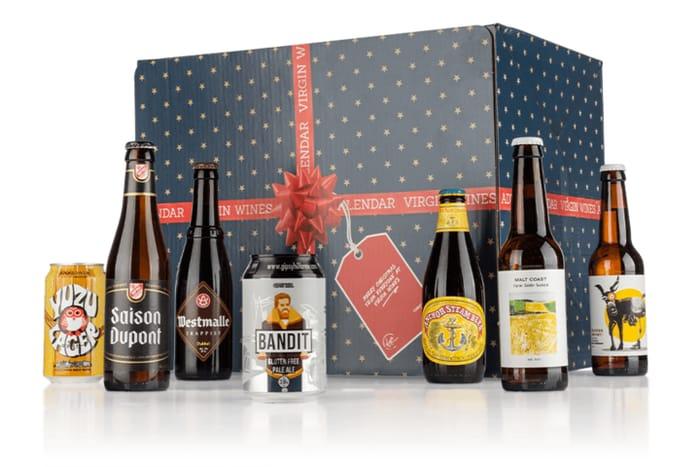 Pre Order Your Beer Advent Calendar from Virgin Wines