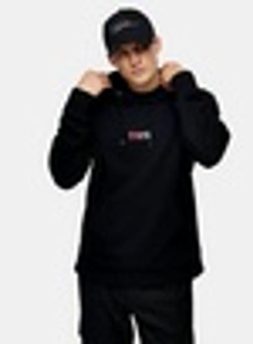 Tokyo Hoodie in Black